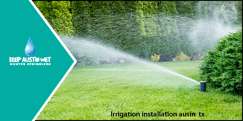 Installing A Lawn Irrigation System Is It Worth